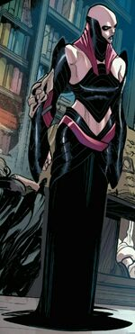 Razan (Earth-616) from Spirits of Vengeance Vol 1 1 001