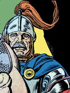 Saint George (Earth-616) from Supernatural Thrillers Vol 1 3 0001