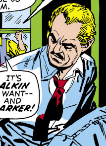 Sam (Daily Bugle) (Earth-616) from Amazing Spider-Man Vol 1 103 001