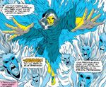 Samhain (Earth-691) from Guardians of the Galaxy Annual Vol 1 3 0001