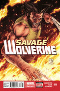 Savage Wolverine Vol 1 18