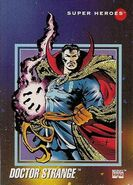 Stephen Strange (Earth-616) from Marvel Universe Cards Series III 0001