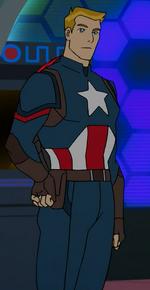 Steven Rogers (Earth-TRN684) from Marvel Rising Secret Warriors 0002