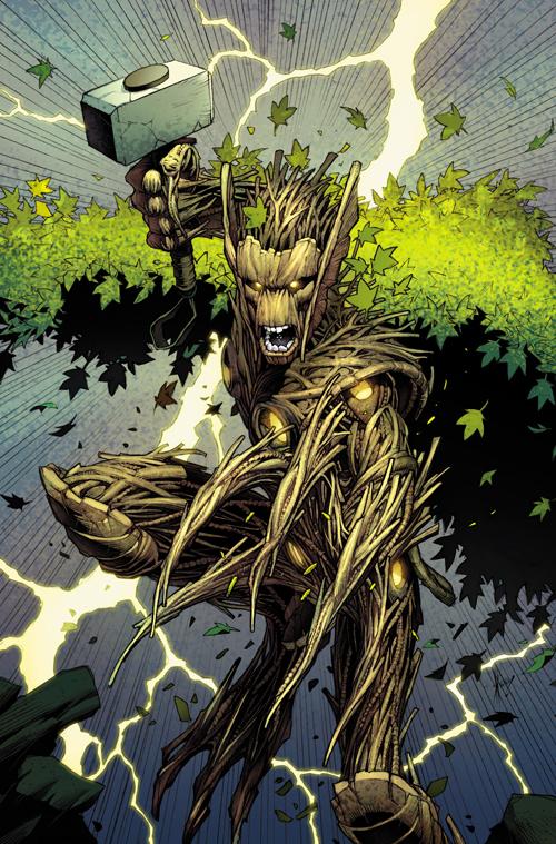 Groot Earth 15513 Marvel Database FANDOM powered by