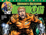 Thunderbolts Vol 1 61