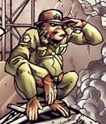 Timothy Dugan (Earth-8101) from Marvel Apes Vol 1 3 0001