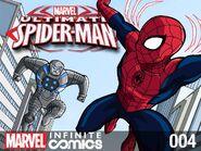 Ultimate Spider-Man Infinite Comic Vol 1 4