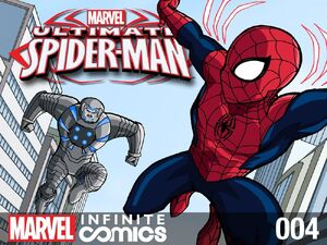 Ultimate Spider-Man Infinite Comic Vol 1 4