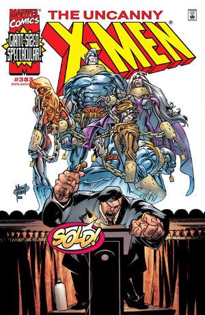 Uncanny X-Men Vol 1 383