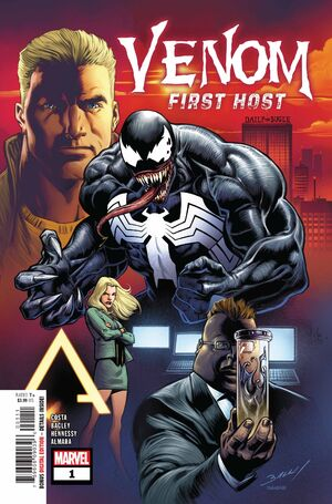 Venom First Host Vol 1 1