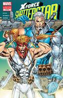 X-Force Shatterstar Vol 1 3