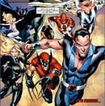 X-Men (Dark X-Men) (Earth-616) from Dark X-Men The Beginning Vol 1 1 0001