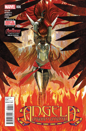 Angela Asgard's Assassin Vol 1 6