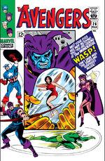 Avengers Vol 1 26