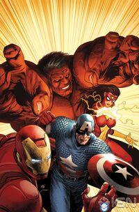 Avengers Vol 4 24.1 Solicit