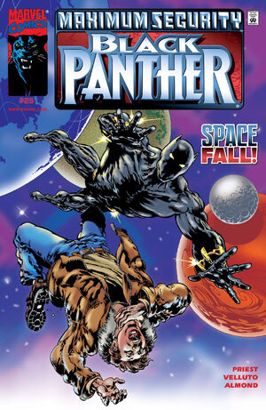Black Panther Vol 3 25