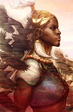 Black Panther Vol 7 1 Artgerm Virgin Variant