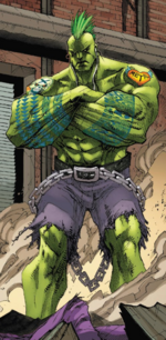 Bruce Banner (Earth-138) from Edge of Spider-Geddon Vol 1 1 001