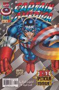 Captain America Vol 2 1 Liefeld Variant