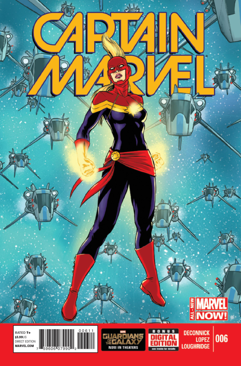 captain marvel volume 8