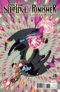 Doctor Strange Punisher Magic Bullets Vol 1 3 McKelvie Variant