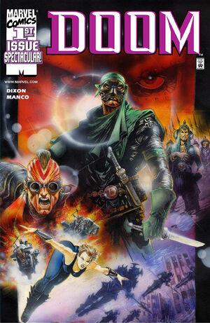 Doom Vol 1 1