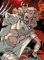 Emma Frost (Earth-51910) from Secret Wars Journal Vol 1 1 0001
