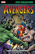Epic Collection Vol 1 Avengers 1