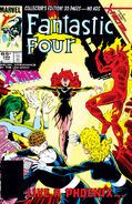 Fantastic Four Vol 1 286