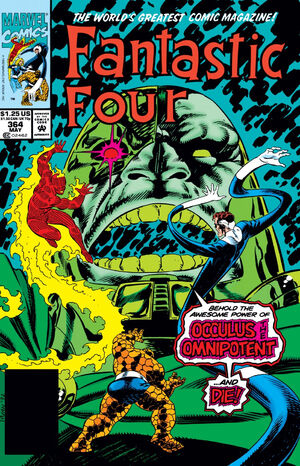 Fantastic Four Vol 1 364