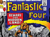 Fantastic Four Vol 1 47