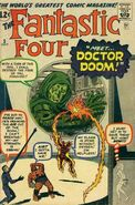 Fantastic Four Vol 1 5 Vintage