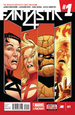 Fantastic Four Vol 5 1