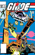G.I. Joe A Real American Hero Vol 1 8