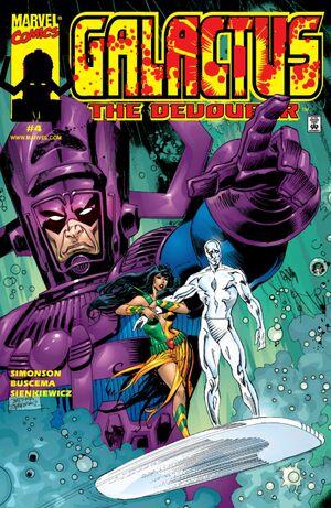 Galactus the Devourer Vol 1 4