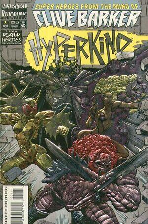 Hyperkind Vol 1 1