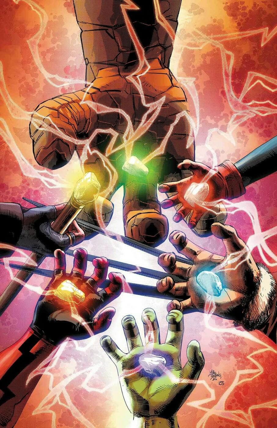 Infinity Gems   Marvel Database   FANDOM powered by Wikia