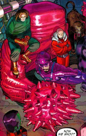 Intelligencia (Earth-616) from Fall of the Hulks Gamma Vol 1 1