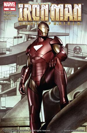 Iron Man Director of S.H.I.E.L.D. Vol 1 32