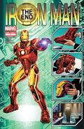 Iron Man The End Vol 1 1
