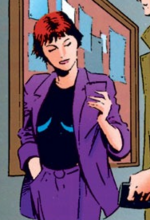 Jenny (NYPD) (Earth-616) from Thor Vol 1 492 001