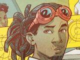 Kwezi Dzana (Earth-616)