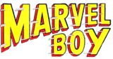 Marvel Boy (1950) Logo