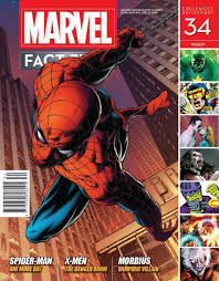 Marvel Fact Files Vol 1 34