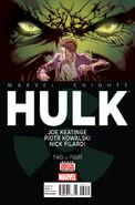 Marvel Knights Hulk Vol 1 2