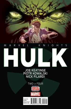 Marvel Knights Hulk Vol 1 2