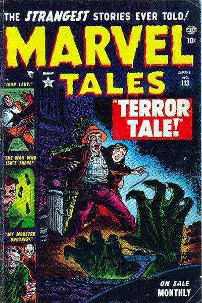 Marvel Tales Vol 1 113
