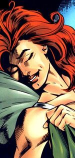 Mary Jane Watson (Earth-7642) from Spider-Man and Batman Vol 1 1 001