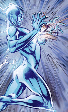 Maxwell Dillon (Earth-1610) from Ultimate Spider-Man Vol 1 159 0002