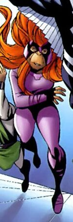 Medusalith Amaquelin (Earth-8101) from Marvel Apes Vol 1 3 001